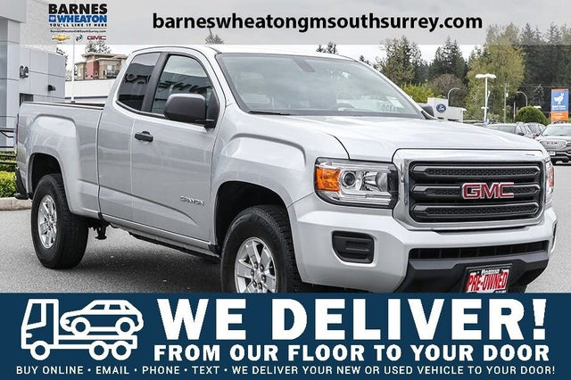 2017 GMC Canyon SL Ext. Cab LB