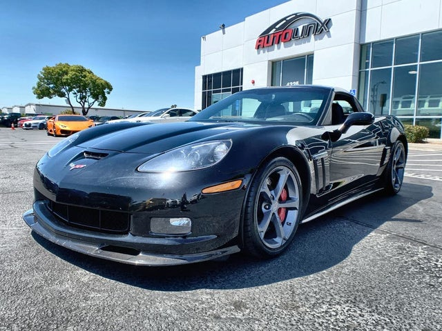 2011 Chevrolet Corvette Z16 Grand Sport 4LT Coupe RWD