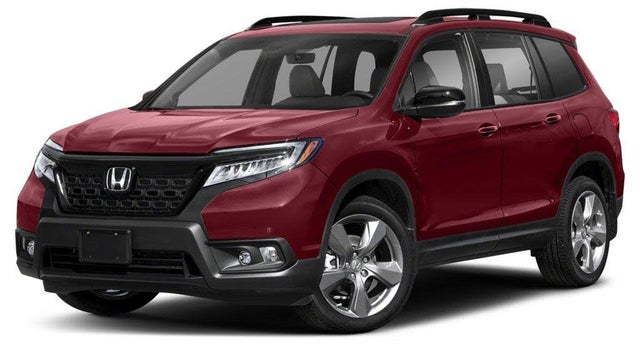 2020 Honda Passport Touring AWD