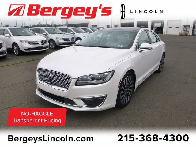2017 Lincoln MKZ Black Label AWD