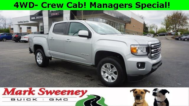 Used Gmc Canyon For Sale In Cincinnati Oh Cargurus