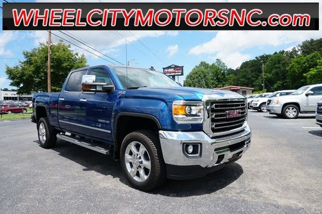 Used Gmc Sierra 2500hd For Sale In Knoxville Tn Cargurus