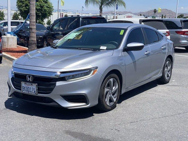 2019 Honda Insight EX Sedan FWD