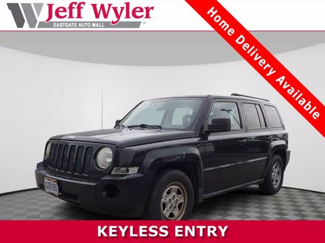 50 Best Jeep Patriot For Sale Under 5 000 Savings From 1 669