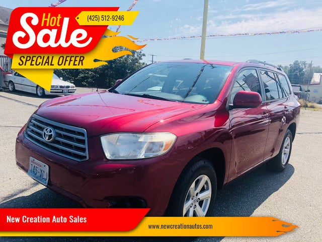 Used Toyota Highlander For Sale With Photos Cargurus