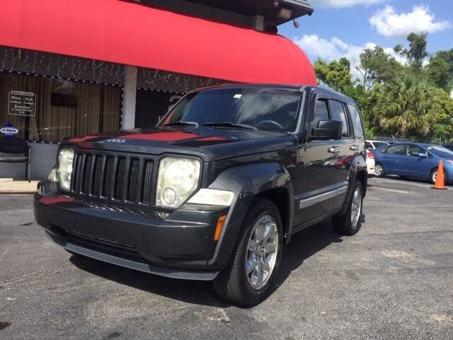 Used Jeep Liberty For Sale In Orlando Fl Cargurus