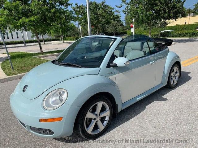 2010 Volkswagen Beetle Final Edition Convertible