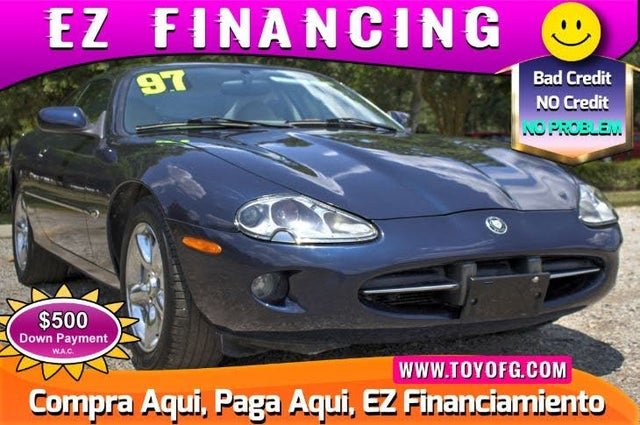 1997 Jaguar XK-Series XK8 Coupe RWD