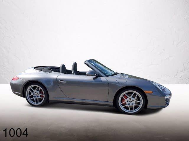 2009 Porsche 911 Carrera 4S Cabriolet AWD