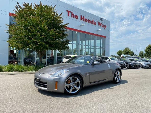 2009 Nissan 350Z Roadster Grand Touring
