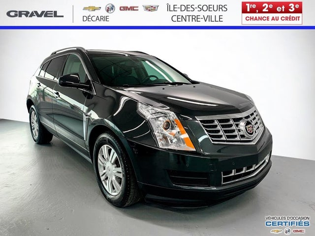 2016 Cadillac SRX Luxury AWD