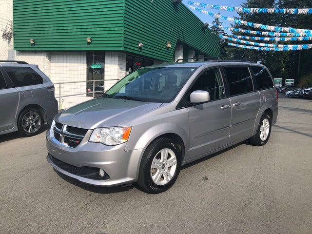 2017 Dodge Grand Caravan Crew Plus FWD