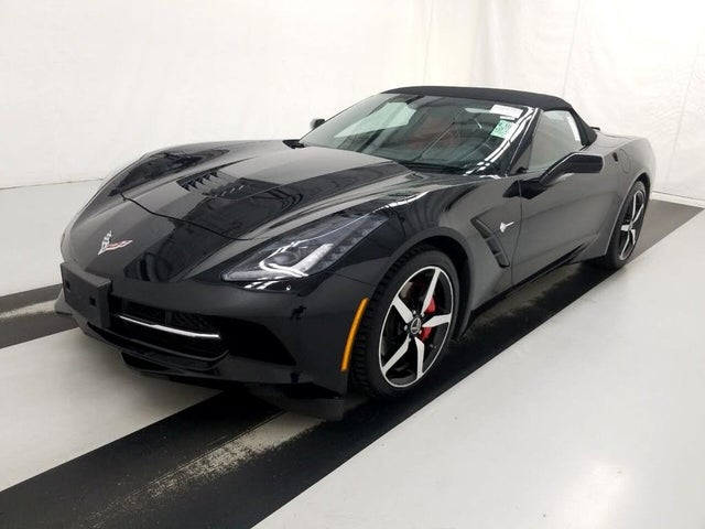 2015 Chevrolet Corvette Stingray 2LT Convertible RWD
