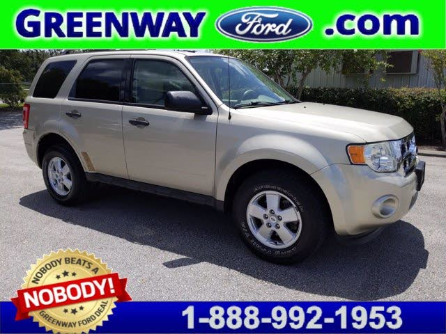 2012 Ford Escape XLT AWD