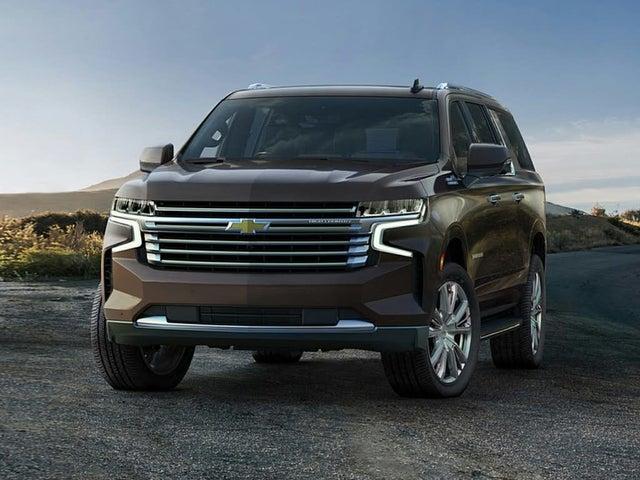 2021 Chevrolet Suburban High Country RWD