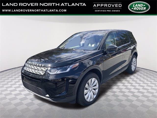 2020 Land Rover Discovery Sport SE AWD