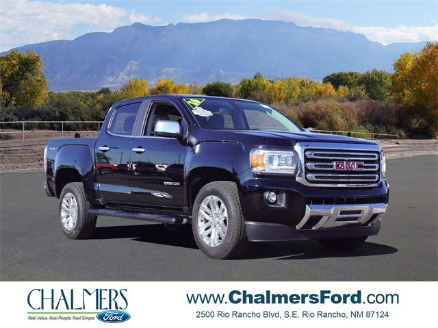 Used Gmc Canyon For Sale In El Paso Tx Edmunds