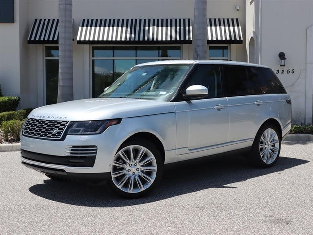 2019 Land Rover Range Rover V8 Autobiography 4WD