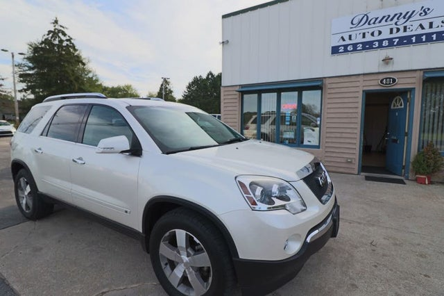 Used Gmc Acadia For Sale In Green Bay Wi Cargurus