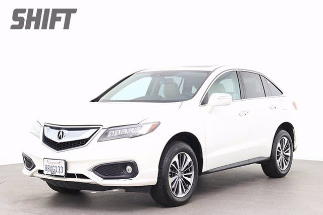 2018 Acura RDX FWD with Advance Package
