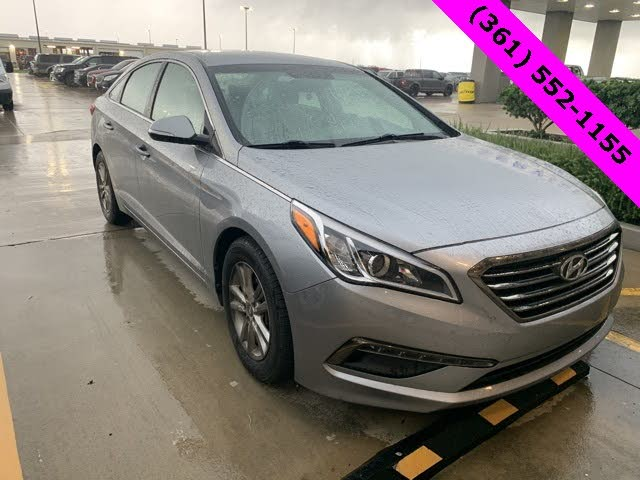 2016 Hyundai Sonata Eco FWD with Tire Kit