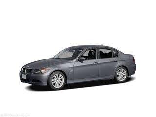 2006 BMW 3 Series 325xi Sedan AWD