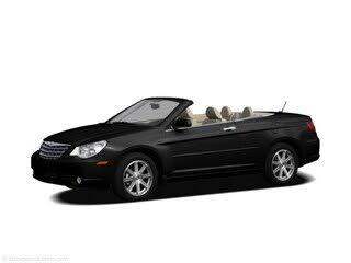 2008 Chrysler Sebring Touring Convertible FWD