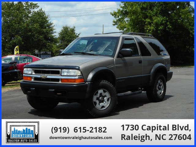 Used Chevrolet Blazer For Sale In Raleigh Nc Cargurus