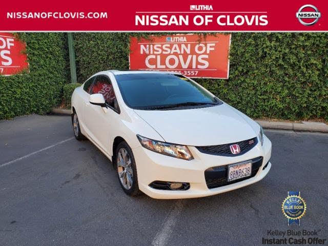 2012 Honda Civic Coupe Si with Nav