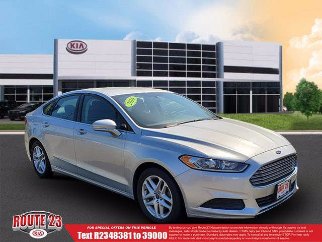 Used Ford Fusion For Sale With Photos Cargurus
