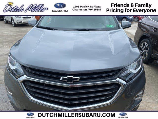 Used 2019 Chevrolet Equinox 1 6t Diesel Lt Awd For Sale With Photos Cargurus