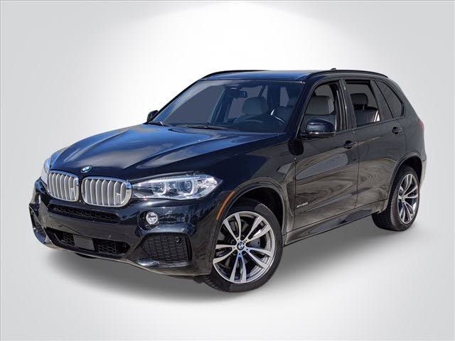 2016 BMW X5 xDrive50i AWD