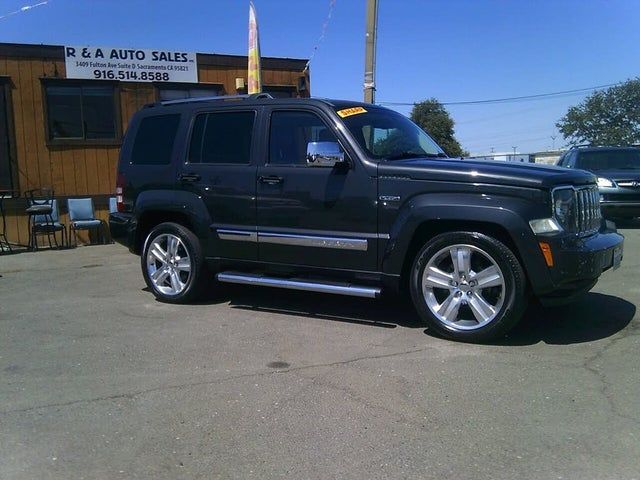 2011 Jeep Liberty Limited Jet