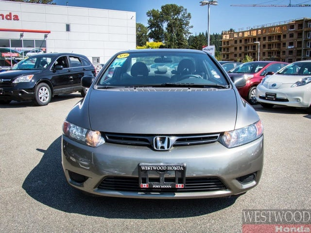 2006 Honda Civic Coupe DX-G