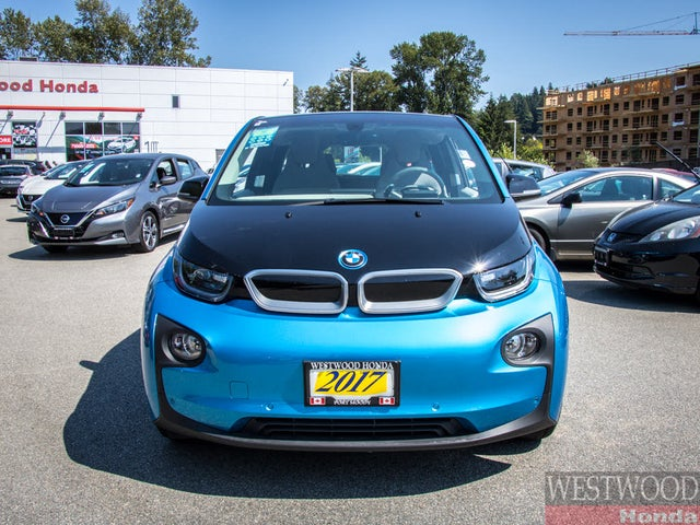 2017 BMW i3 94 Ah RWD with Range Extender