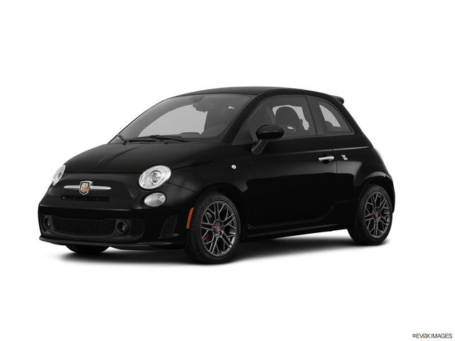 2017 FIAT 500 Abarth Hatchback FWD