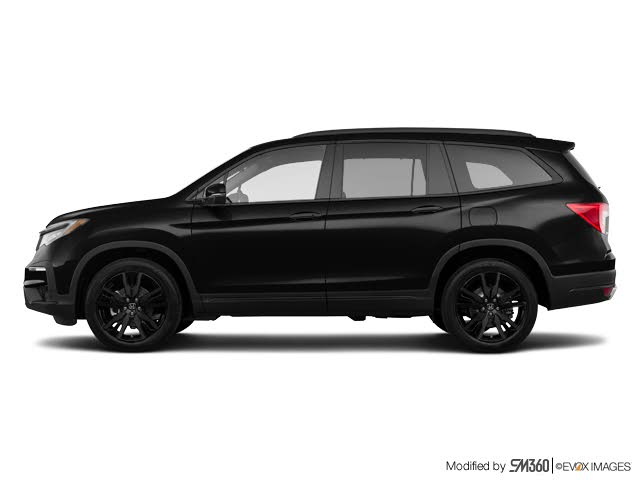 2019 Honda Pilot Black Edition AWD