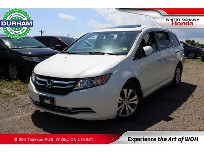 2016 Honda Odyssey EX-L FWD with Navigation