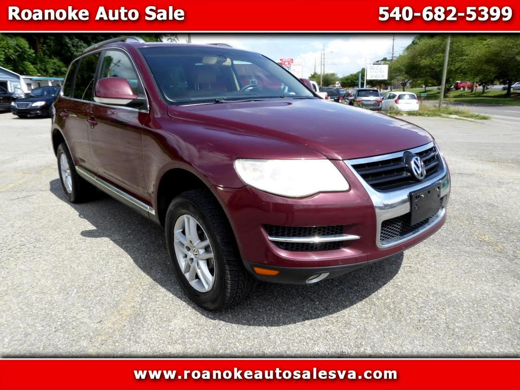 Used 2009 Volkswagen Touareg 2 For Sale Right Now Cargurus