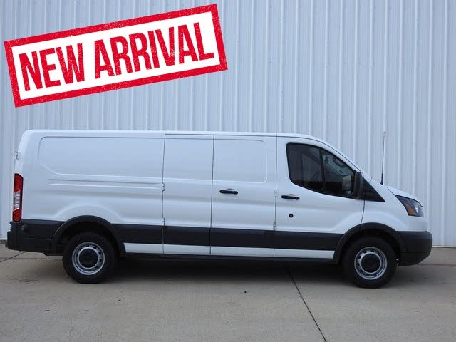 2017 Ford Transit Cargo 150 3dr LWB Low Roof Cargo Van with 60/40 Passenger Side Doors
