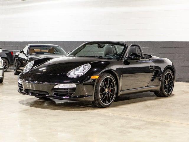 2012 Porsche Boxster S Black Edition