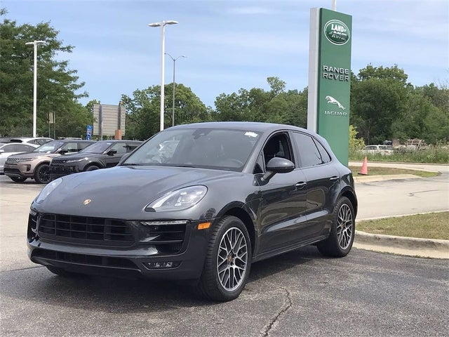 Used 2017 Porsche Macan Gts Awd For Sale With Photos Cargurus