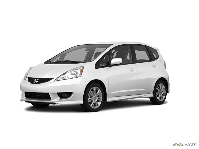 2011 Honda Fit Sport with Nav