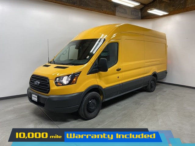 2018 Ford Transit Cargo 350 3dr LWB High Roof Extended Cargo Van with Sliding Passenger Side Door