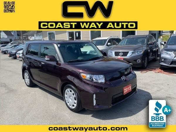 2015 Scion xB 5-Door