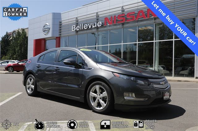 Used 2012 Chevrolet Volt For Sale With Photos Cargurus