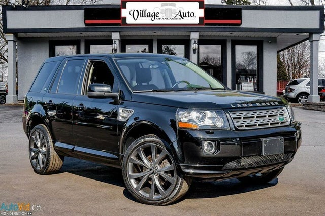 Used Land Rover LR2 for Sale in Brampton, ON - CarGurus