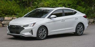 2019 Hyundai Elantra Ultimate Sedan FWD