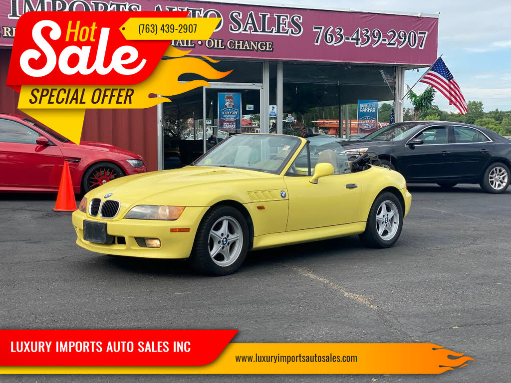 Used 1997 Bmw Z3 For Sale Right Now Cargurus