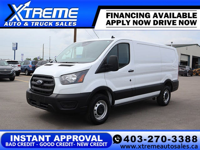 2020 Ford Transit Cargo 250 Low Roof RWD with Sliding Passenger-Side Door